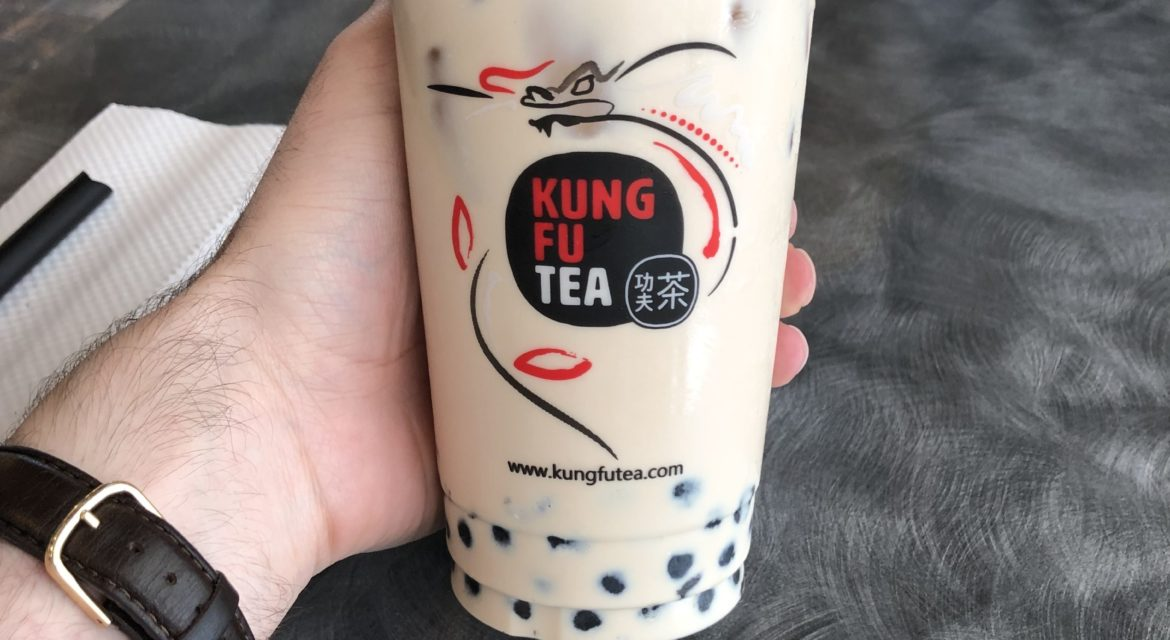 Review: Kung Fu Tea (Richardson, TX)
